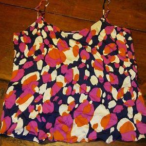 Diane Von Furstenberg Silk Camisole sz.4